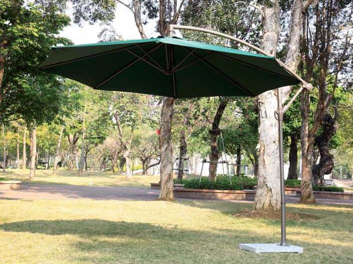 金艺林太阳伞系列